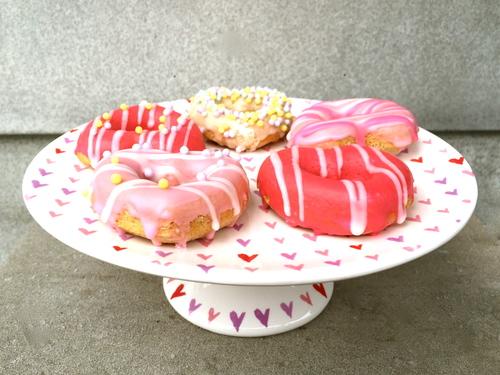 Cinnamon Spice Donuts