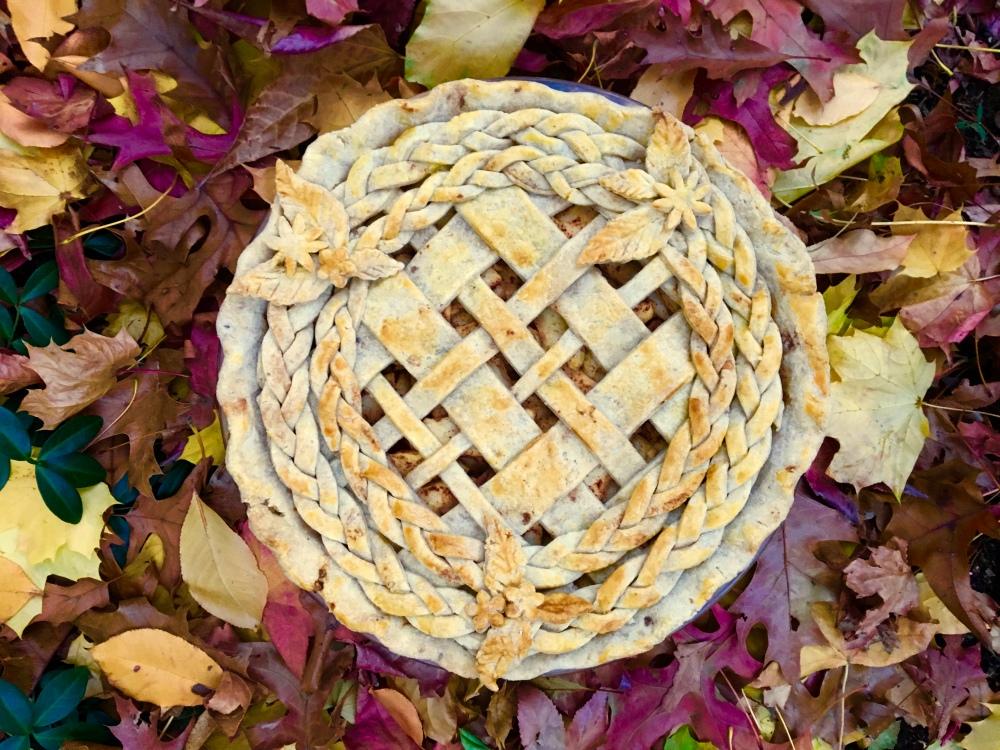 Brown Butter Apple Pie